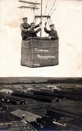 Souvenir postcard from Altengrabow Germany_drakegoodman@Flicker