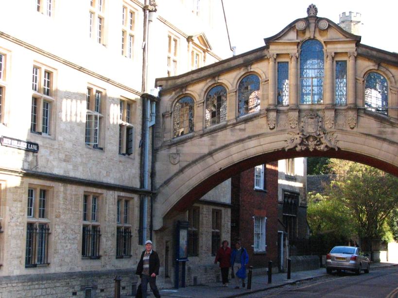 牛津嘆息橋