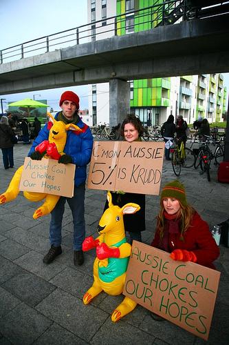 Copenhagen Climate Summit: Aussie Action