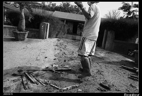 莫拉克風災圖集3