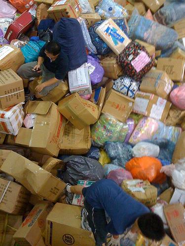 台南救災物資