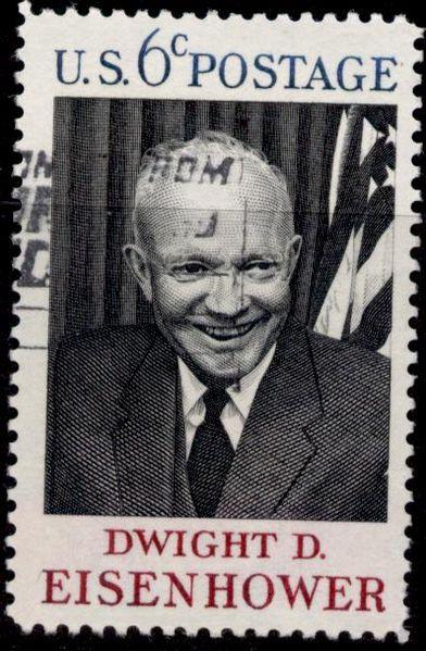 美國總統艾森豪對於南極條約的推動居功厥偉。