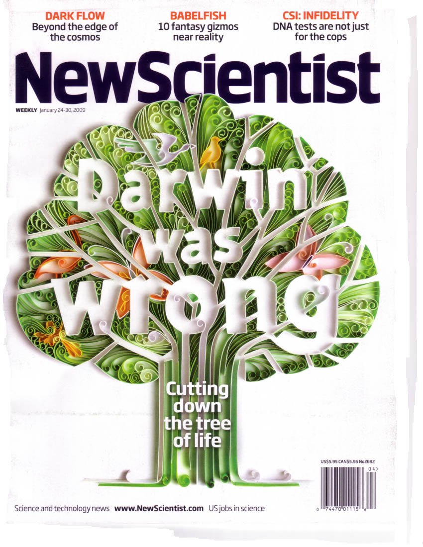 引發眾怒的《新科學人》封面