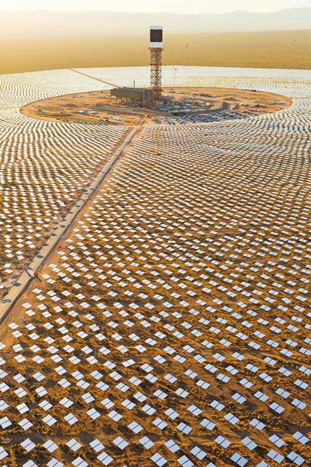 《BBC知識》太陽熱能發電廠是怎麼運作的?
