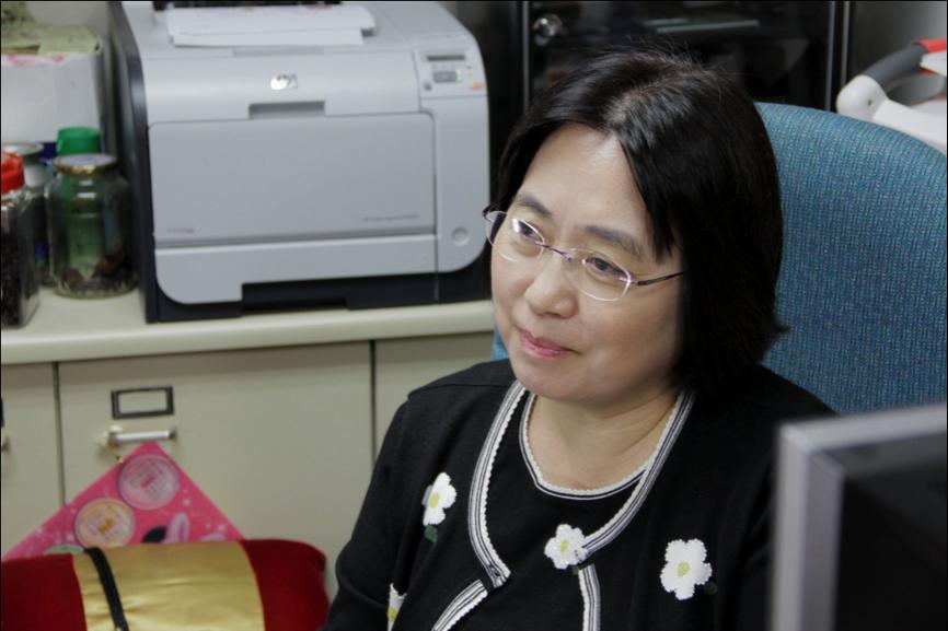 【人物專訪】范盛娟研究員─用數字揭開疾病神秘面紗