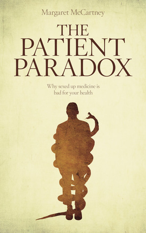 The Patient Paradox 書封/Margaret McCartney著。