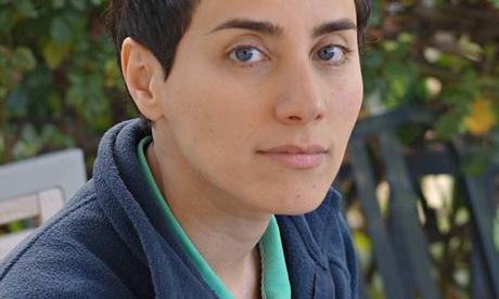 圖片: 史丹佛大學的數學教授瑪莉安姆.米爾札卡尼,是近年來有實力問鼎費爾茲數學奬的女性。照片由史丹佛大學提供