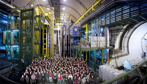 Welcome to the LHCb experiment。圖片來源:http://lhcb-public.web.cern.ch/lhcb-public/Welcome.html