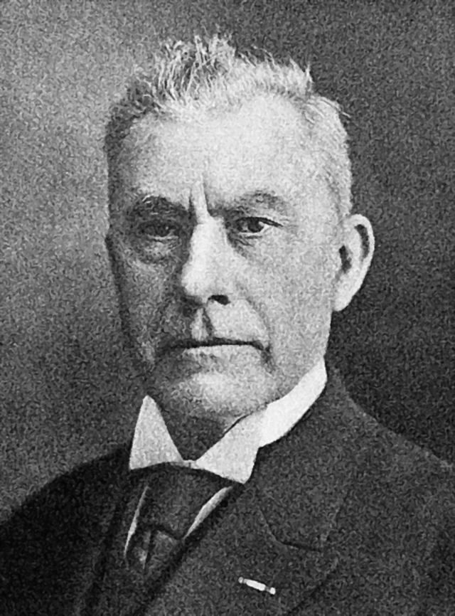 Martinus W. Beijerinck.圖片來源:wiki