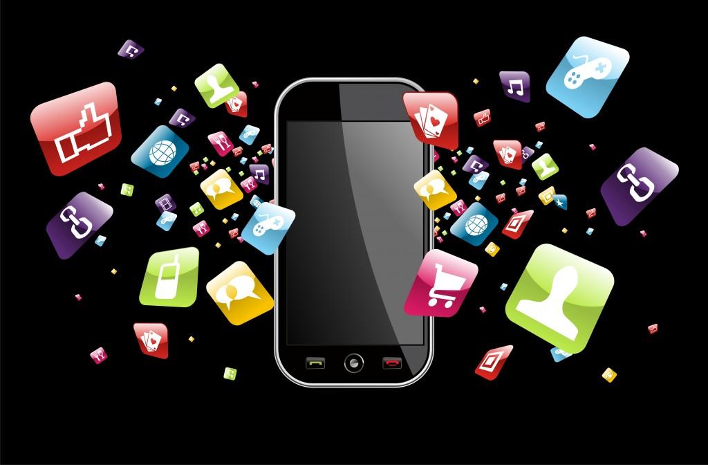 小小的手機帶你看寬廣的世界。圖片來源|www.fratellimarangon.com