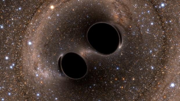 圖片來源:LIGO