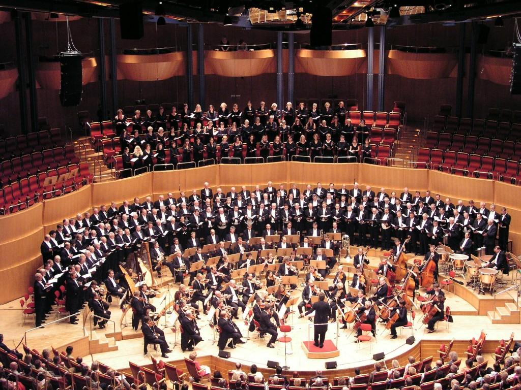科隆愛樂音樂廳 圖片來源:wikipedia