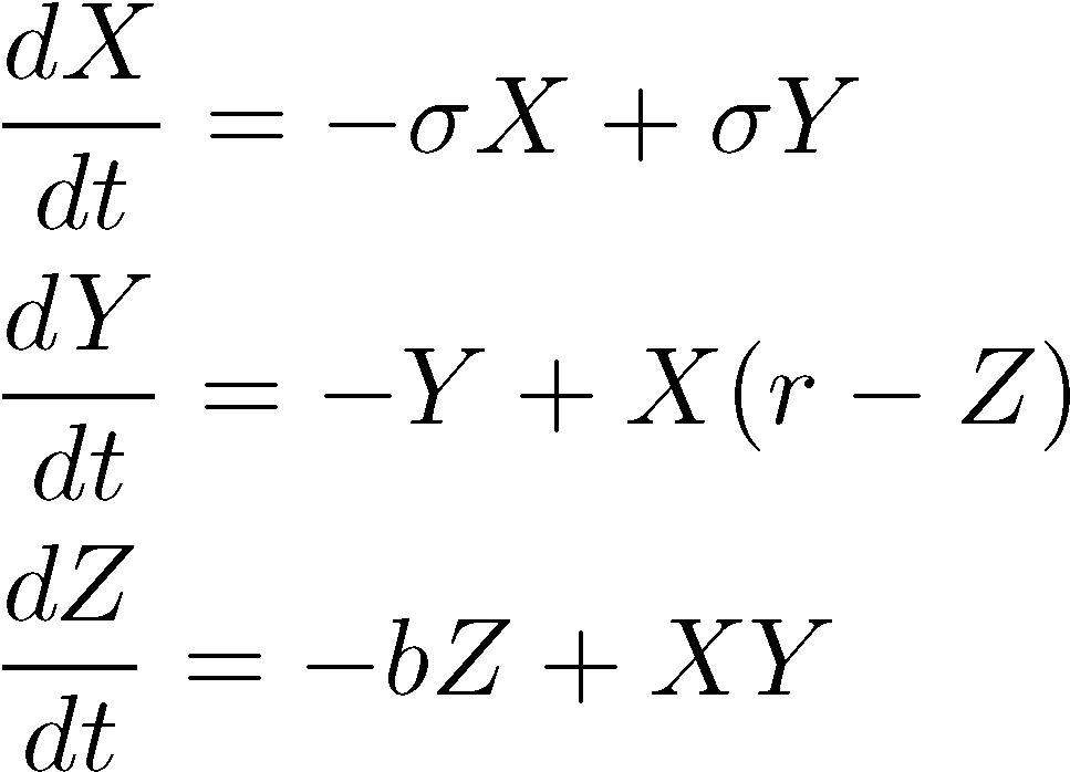 Lorenz equation
