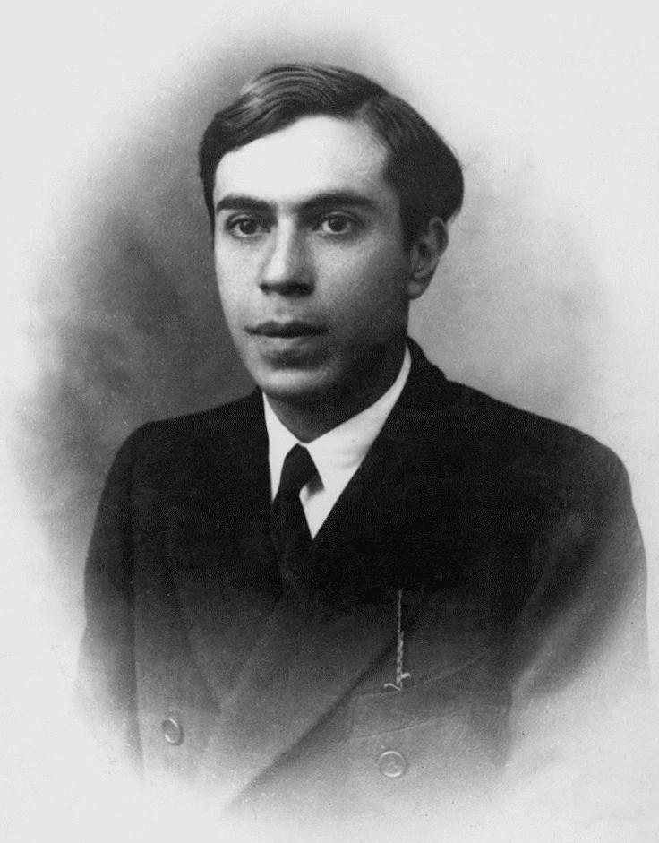 Ettore Majorana, credit: wikipedia