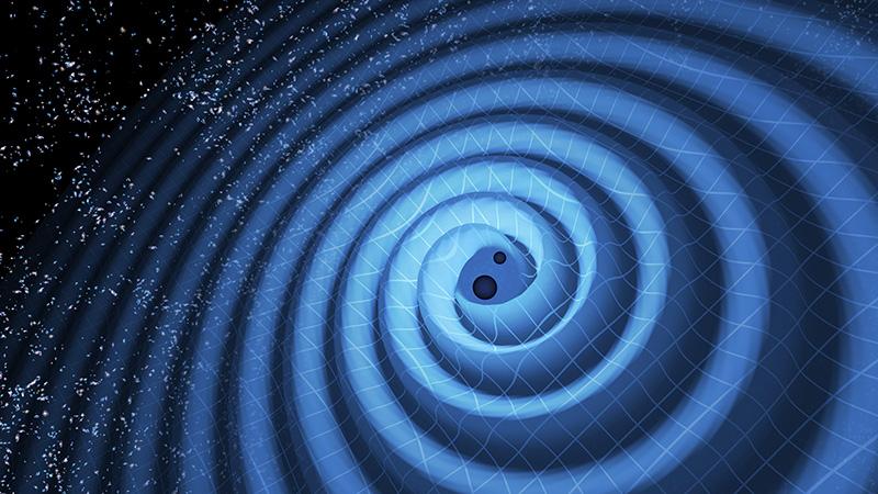 © LIGO/T Pyle