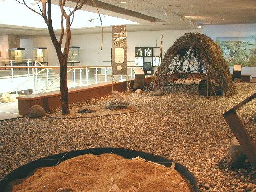 Ohalo II展覽照。©Hecht Museum