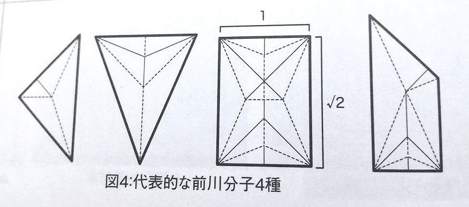 【摺紙專欄】22.5度設計基礎理論