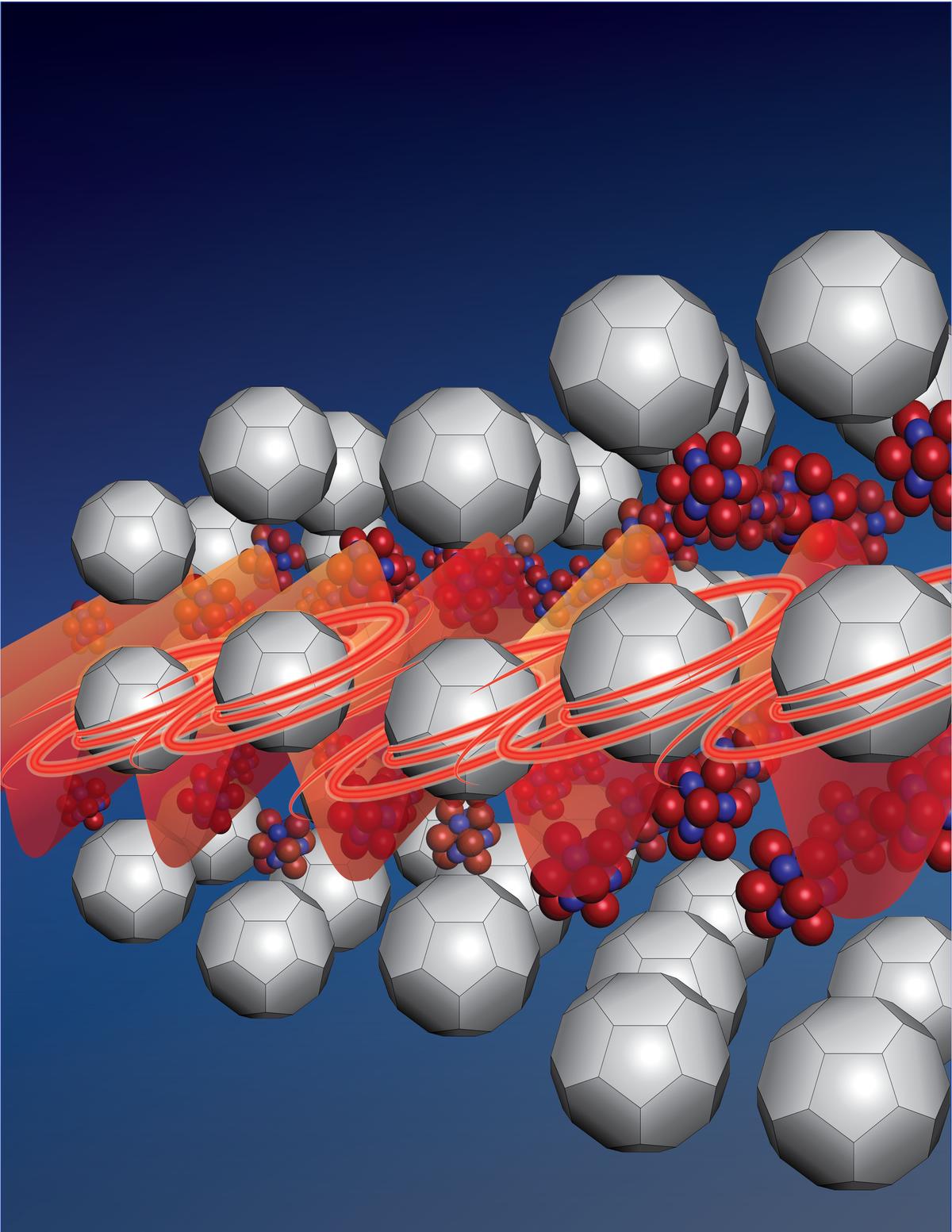 超原子與超原子晶體