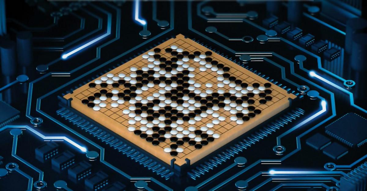 AlphaGo擊敗歐洲圍棋冠軍,登上自然期刊(Nature)的封面。(參考資料[1])