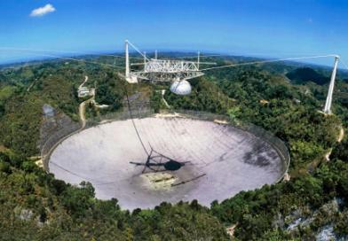 再見了!阿雷西博天文台!