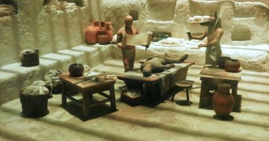 古埃及木乃伊防腐術的新發現