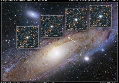 天有多大?宇宙中的距離(4)—造父變星