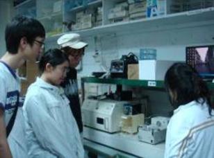 【臺灣師範大學】98-B1-1 跨領域蛋白質工程學習—利用石英晶體微天平研究蛋白質交互作用