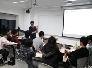 【臺灣大學】 99-B6-4 水資源管理與災害消減決策之角色扮演分析模擬