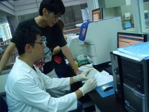 【陽明大學】 98-B1 探討bigh3蛋白的生物功能