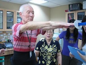 【長庚大學】 98-B3 老年人動作功能之量測與力學分析